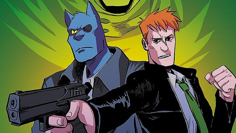 [REVIEW] Spencer & Locke #3, Pulp Escapism At It's Best!